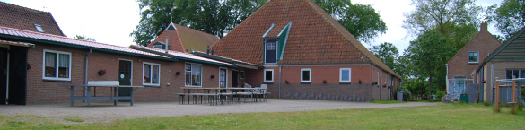 Recreatieboerderij Ynsen Ameland
